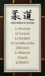 Le code moral du judo
