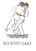 judo ko soto gake