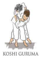 judo koshi guruma