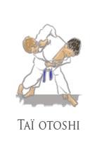 judo tai otoshi
